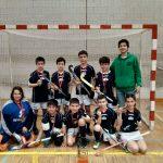 Campeones de la liga de hockey sala